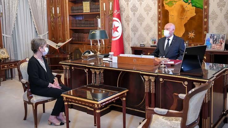 تشكيل الحكومة التونسية الجديدة