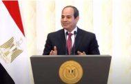 السيسي للأشقاء العرب: وقوفكم ودعمكم لينا ساعدنا في الأنتصار في المعركة