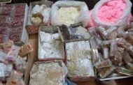 التموين: ضبط 680 حلوى مولد منتهية الصلاحية بالأقصر
