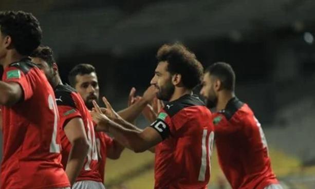 صلاح يقود التشكيل الرسمي لـ منتخب مصر أمام ليبيا