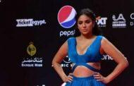 بعدما أصبحت ذات الفستان الأكثر جرأة بمهرجان الجونة.. ثراء جبيل:
