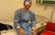 نجم بيراميدز يجري عملية جراحية