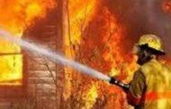 السيطرة على حريق التهم 7 منازل و3 حظائر ماشية بسوهاج