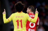 صلاح يقود ليفربول لتحقيق إنتصاراً غالياً على حساب أتلتيكو مدريد