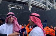 عاجل: نيوكاسل يونايتد الإنجليزي يطلب من جماهيره عدم ارتداء الزي السعودي