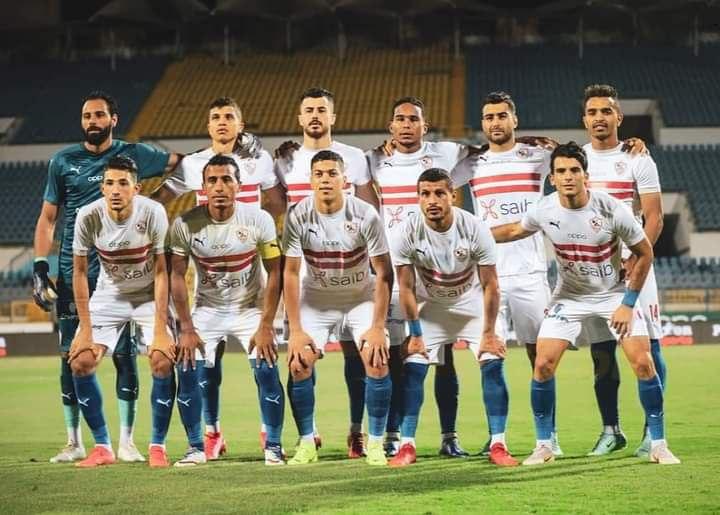 جدول مباريات الزمالك فى الدوري المصري 2021/2022