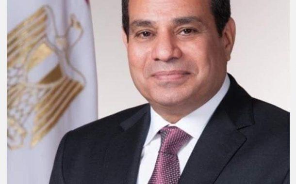 تهنئه من كمال حسنين  رئيس حزب الريادة الرئيس عبد الفتاح السيسي بمناسبه المولد النبوي الشريف